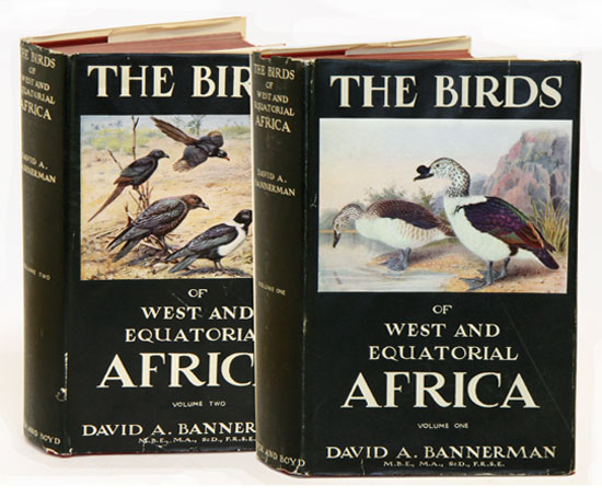 The birds of west and equatorial Africa. David Armitage Bannerman.