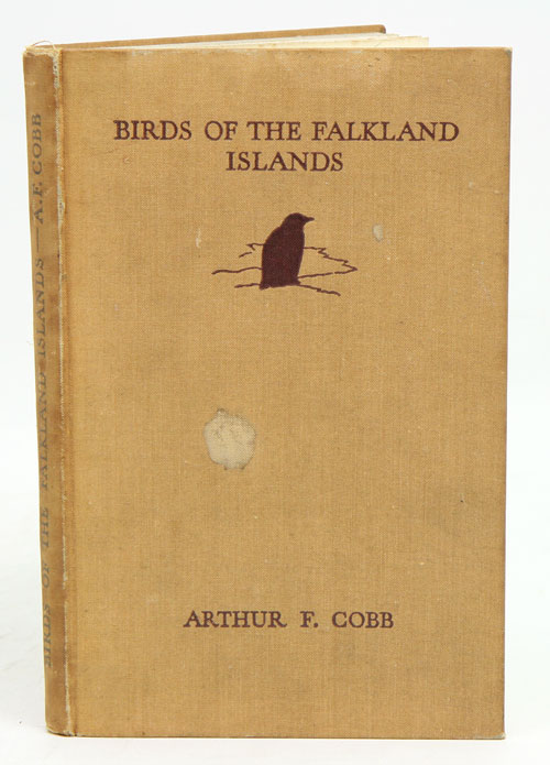 Birds of the Falkland Islands: a record of observation with the camera. Arthur F. Cobb.