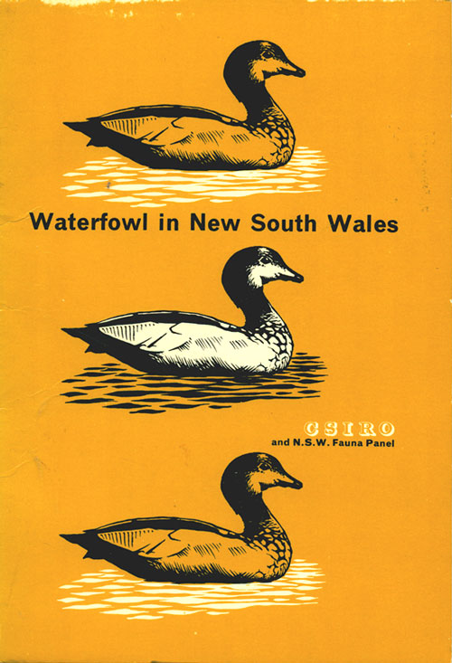 Waterfowl in New South Wales. Anon.