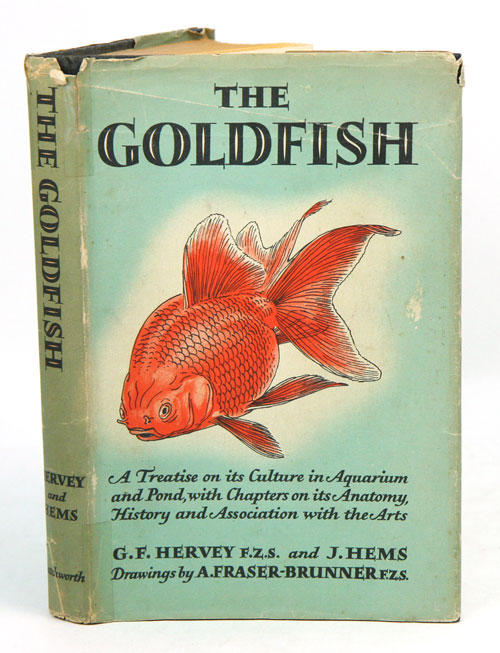 The goldfish. G. F. Hervey, J. Hems.