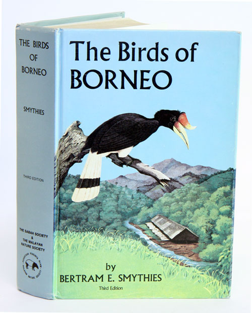 The birds of Borneo. Bertram E. Smythies.