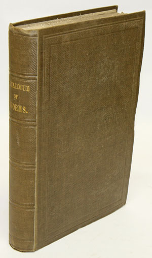 A catalogue of the British non-parasitical worms in the collection of the British Museum. George Johnston.