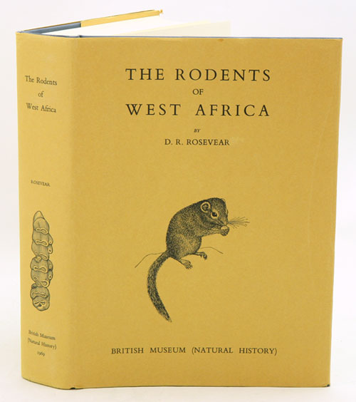 The rodents of West Africa. D. R. Rosevear.
