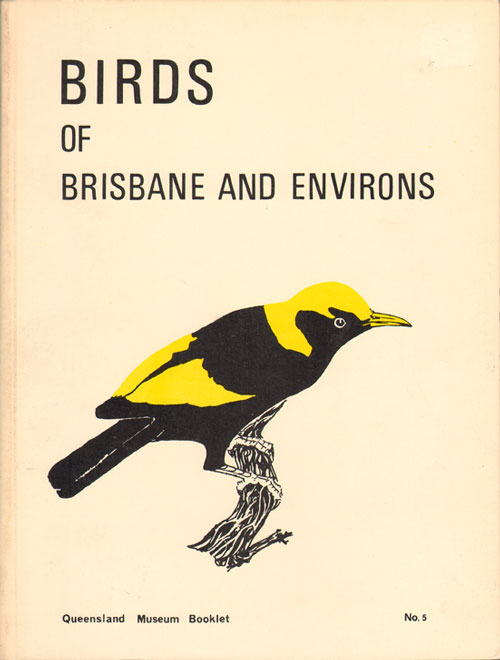 Birds of Brisbane and environs. Donald P. Vernon.