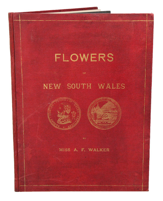 Flowers of New South Wales. A. F. Walker.