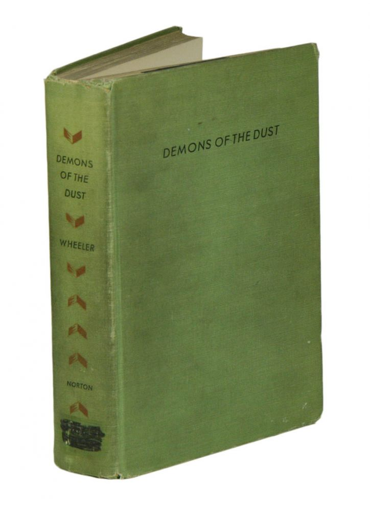 Demons of the dust: a study in insect behavior. William Morton Wheeler.