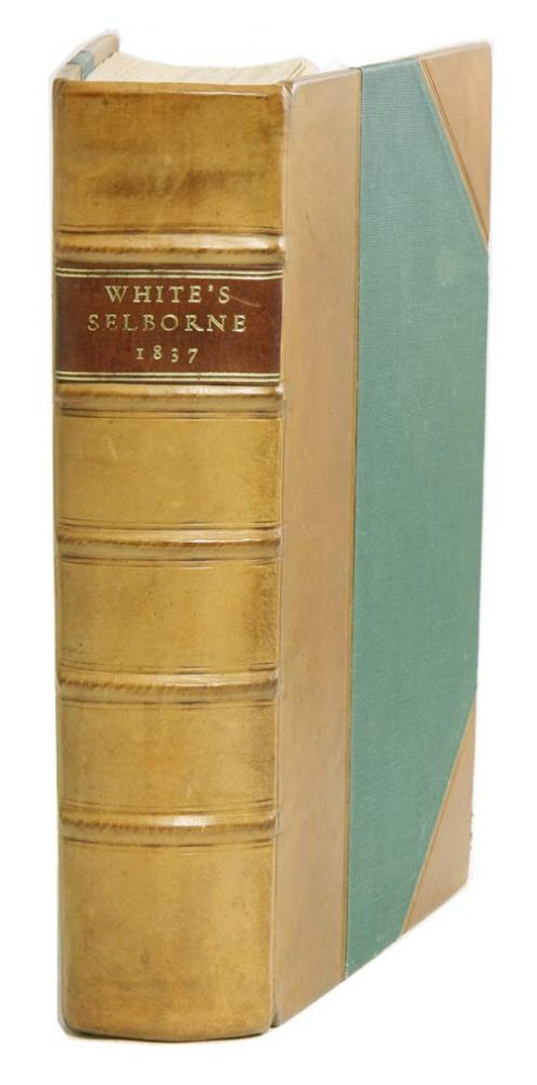 The natural history and antiquities of Selborne in the County of Southampton. Gilbert White.