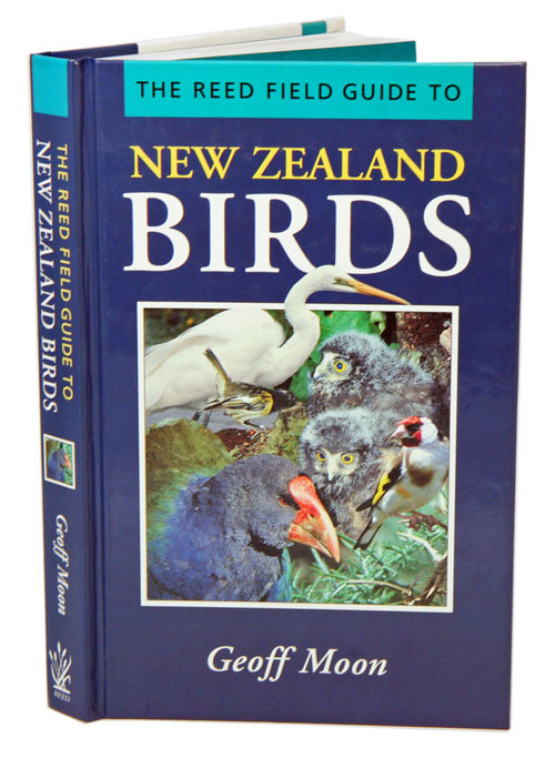 The Reed field guide to New Zealand wildlife. Geoff Moon.