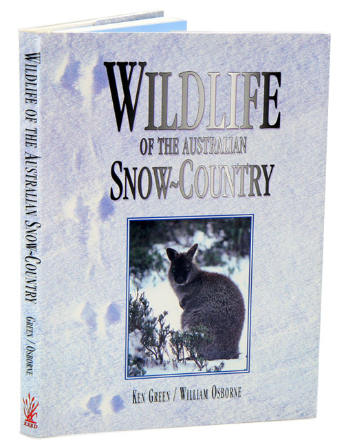 Wildlife of the Australian snow-country: a comprehensive guide to alpine fauna. Ken Green, William Osborne.