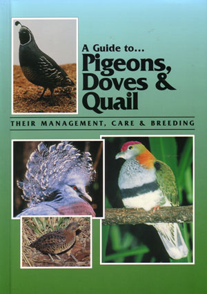 A guide to pigeons, doves and quail: their management, care and breeding. Danny Brown.