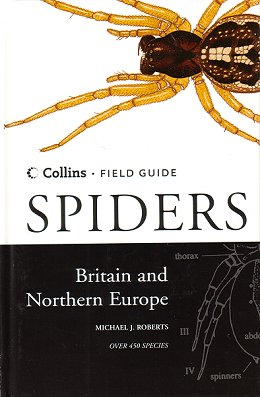 Spiders of Britain and Northern Europe. Michael J. Roberts.
