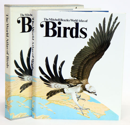 The Mitchell Beazley world atlas of birds. Martyn Bramwell.