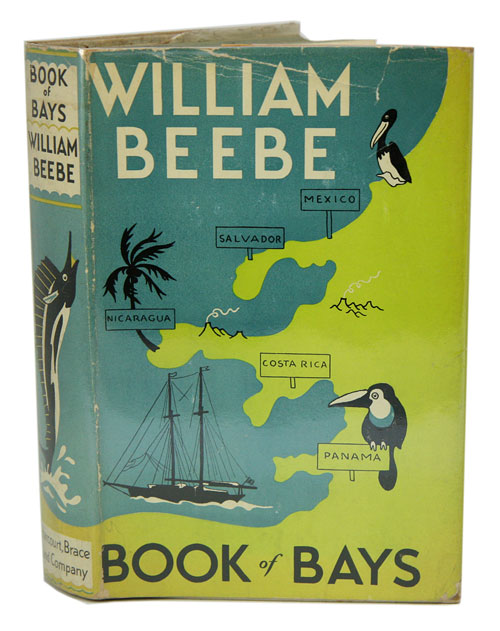 Book of bays. William Beebe.