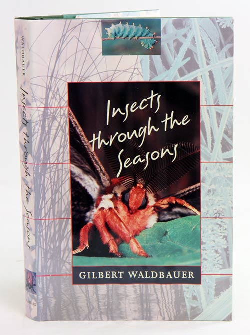 Insects through the seasons. Gilbert Waldbauer.