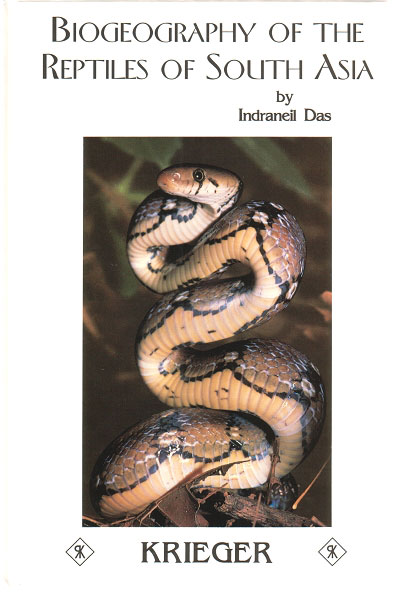 Biogeography of the reptiles of south Asia. Indraneil Das.