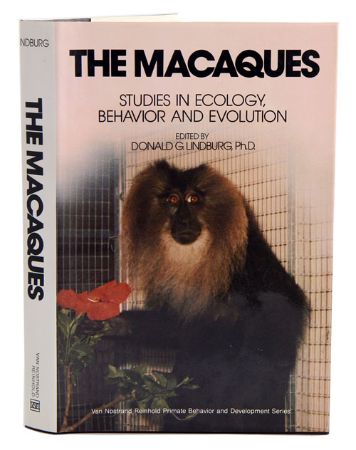 The Macaques: studies in ecology, behaviour and evolution. Donald G. Lindburg.