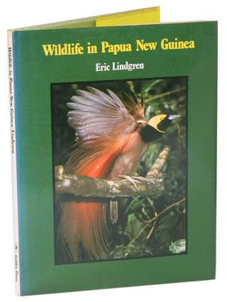 Wildlife in Papua New Guinea. Eric Lindgren