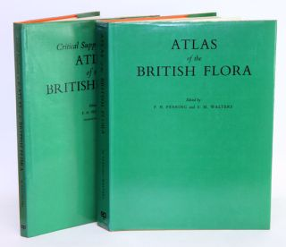 Atlas of the British flora, with Critical Supplement [two parts]. F. H. Perring, S. M. Walters.