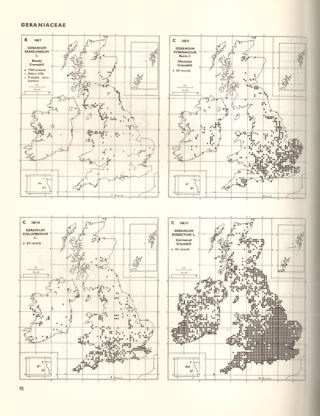 Atlas of the British flora, with Critical Supplement [two parts]