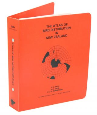 The atlas of bird distribution in New Zealand. P. C. Bull