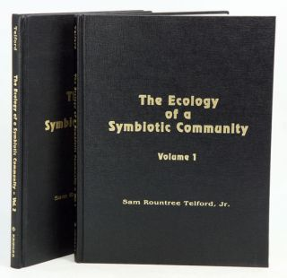 The ecology of a symbiotic community
