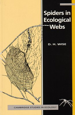 Spiders in ecological webs. D. H. Wise