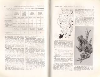The amphibians and reptiles of Illinois.