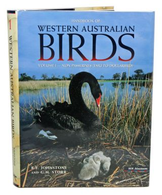 Handbook of Western Australian birds, Volume one: Non-passerines (Emu to Dollarbird