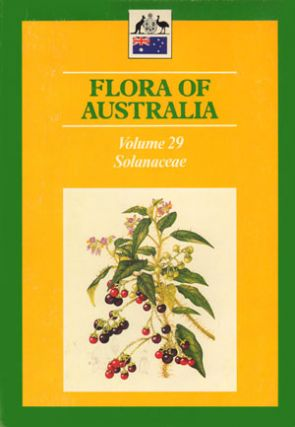 Flora of Australia, volume 29. Solanaceae. Alexander S. George, executive