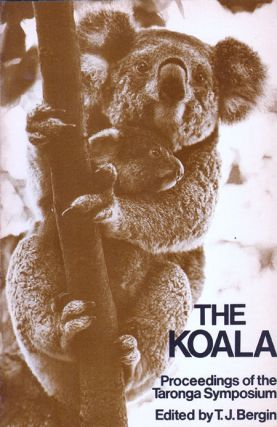 The Koala: proceedings of the Taronga Symposium on Koala biology, management and medicine, Sydney...