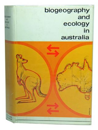 Biogeography and ecology in Australia. A. Keast