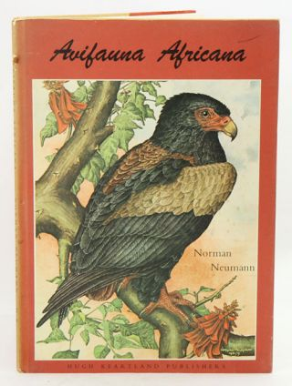 Avifauna Africana: 12 watercolours of South African wild birds. Norman Neumann