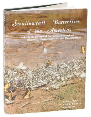 Swallowtail butterflies of the Americas: a study in biological dynamics, ecological diversity,...