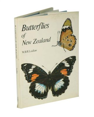 Butterflies of New Zealand. W. B. R. Laidlaw