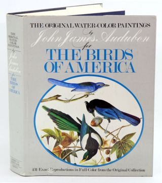 The original water-color paintings by John James Audubon for The Birds of America