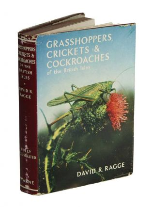 Grasshoppers, crickets and cockroaches of the British Isles