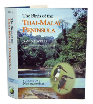The birds of the Thai-Malay Peninsula: covering Burma and Thailand south of the eleventh...