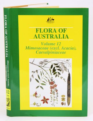 Flora of Australia, volume twelve. Mimosaceae (excluding Acacia), Caesalpiniaceae