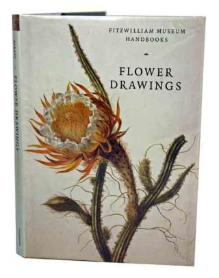 Flower drawings. David Scrase
