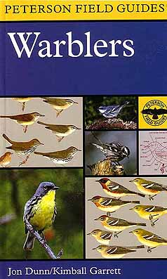 A field guide to the warblers of North America