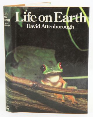 Life on earth: a natural history. David Attenborough