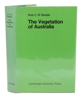 The vegetation of Australia. Noel C. W. Beadle