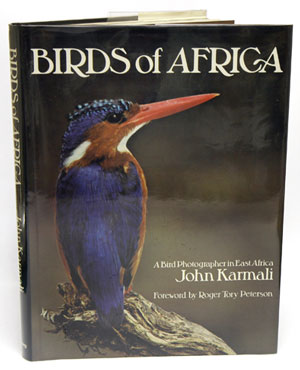 Birds of Africa. John Karmali