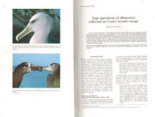 Albatross biology and conservation.