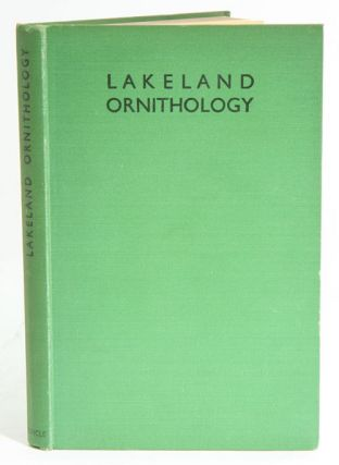 Lakeland ornithology. Carlisle Natural History Society.