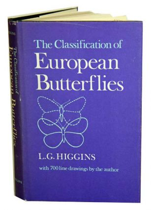 The classification of European butterflies. Lionel G. Higgins