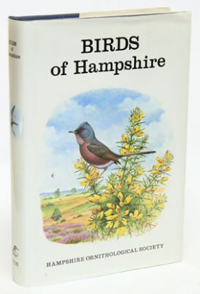 Birds of Hampshire. J. M. Clark, J. A. Eyre.