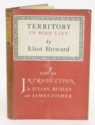 Territory in bird life. Eliot Howard.