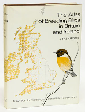 The atlas of breeding birds in Britain and Ireland. J. T. R. Sharrock