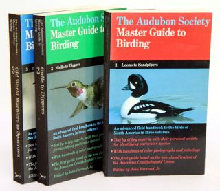 The Audubon Society master guide to birding. John Farrand